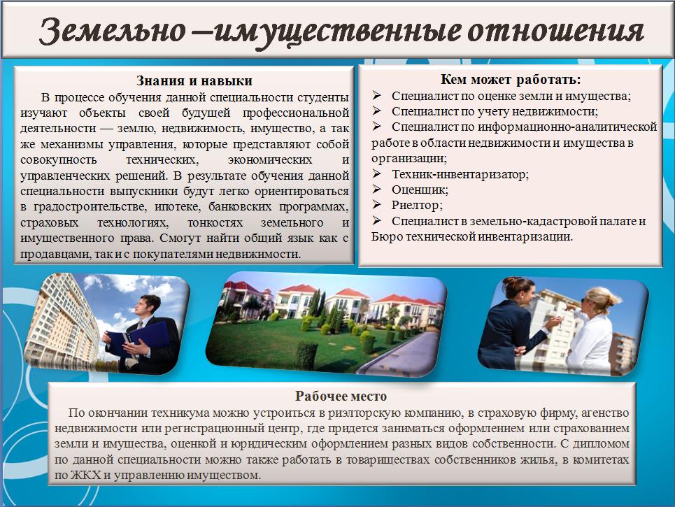 программа по земельным и имущественным вопросам время